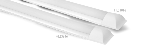 Luminária Wide Tube Led 18 e 36w 6,5k Empalux